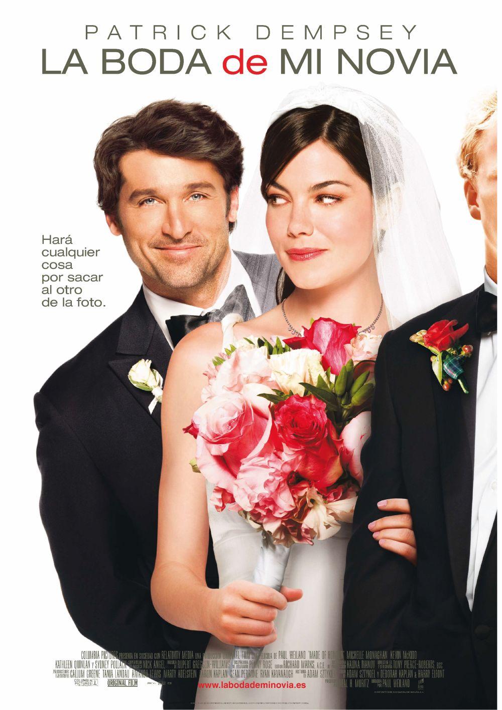 póster de la película La boda de mi novia