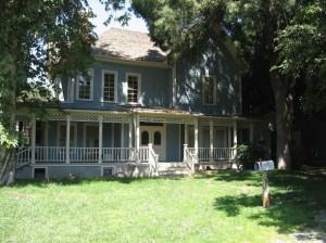 Lorelai and Rory House
