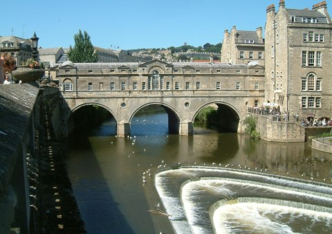 Pulteney Bridge